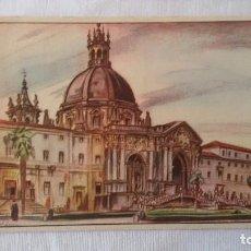 Postales: POSTAL VASCA C LANDI. NÚM 7 AZPEITIA SANTUARIO DE SAN IGNACIO DE LOYOLA. ED.LABORDE Y LABAYEN S/C -. Lote 101530163