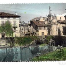 Postales: VIZCAYA.- DURANGO. ARCO DE SANTA ANA . Lote 101561367