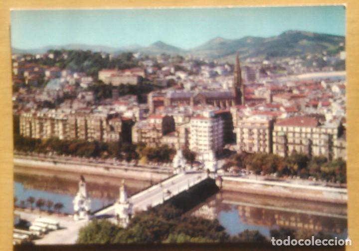 SAN SEBASTIAN - VISTA PARCIAL (Postales - España - País Vasco Moderna (desde 1940))