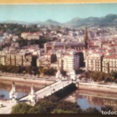 Postales: SAN SEBASTIAN - VISTA PARCIAL. Lote 101601623