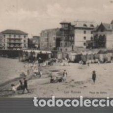 Postales: MUY BUENA POSTAL DE LAS ARENAS - PLAYA DE BAÑOS - NO PONE EDITOR. Lote 101677443