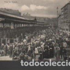 Postales: MUY BUENA POSTAL DE BILBAO PLAZA DEL MERCADO - NO PONE EDITOR. Lote 101677627