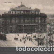Postales: MUY BUENA POSTAL DE BILBAO TEATRO ARRIAGA - NO PONE EDITOR. Lote 101678219