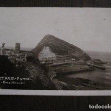 Postales: GUETARIA -POSTAL ANTIGUA- PARCIAL CASA MIRANDA - FOTOGRAFICA -VER REVERSO-(50.901) . Lote 102641971