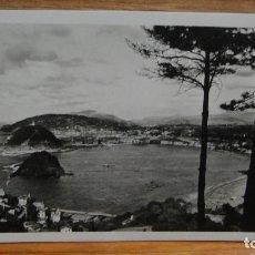 Postales: SAN SEBASTIAN - FOTO GALARZA. Lote 102969291