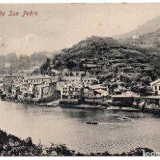 Postales: SAN SEBASTIÁN.- PASSAGES DE SAN PEDRO. Lote 103125359