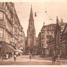 Postales: SAN SEBASTIAN CALLE DE SAN IGNACIO. Lote 103193727