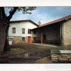 Postales: ZALLA (VIZCAYA) ERMITA DE SAN PEDRO ZARIQUETE - ED. AYUNTAMIENTO DE ZALLA -. Lote 103426171