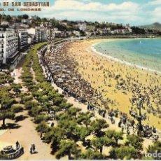 Postales: == A1525 - POSTAL - CASINO DE SAN SEBASTIAN - HOTEL DE LONDRES. Lote 103777803
