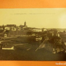 Postales: POSTAL - ESPAÑA - GUIPUZCOA - FUENTERRABIA -14 VISTA GENERAL TOMADA DESDE ARCOLLIA - NE - NC - VINAY. Lote 103803099
