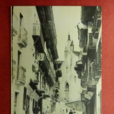 Postales: POSTAL - ESPAÑA - SAN SEBASTIAN - 152.- FUENTERRABIA - CALLE MAYOR - M.D. - MARCEL DELBOY - NE - NC. Lote 104332407