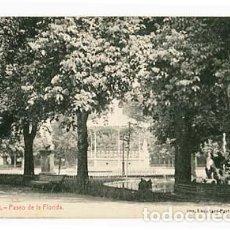 Postales: VITORIA PASEO DE LA FLORIDA ED. IMP. LARRAÑAGA. FOTOTIPIA THOMAS. SIN CIRCULAR. Lote 104389823