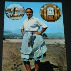 Postales: POSTAL - DESDE SANTURCE A BILBAO - BEASCOA. Lote 104414367