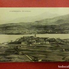 Postales: POSTAL - ESPAÑA - GUIPUZCOA .- FUENTERRABIA - EL RIO BIDASOA - TIBURCIO BERROTARAN - NE - NC. Lote 104414903