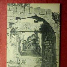 Postales: POSTAL - ESPAÑA - GUIPUZCOA - FUENTERRABIA - PUERTA ANTIGUA - HAUSER Y MENET - NE - NC. Lote 104414943