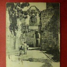 Postales: POSTAL - ESPAÑA - GUIPUZCOA - 925.- FUENTERRABIA - LA PUERTA - HAUSER Y MENET - ESCRITA. Lote 104414947