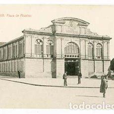 Postales: VITORIA PLAZA DE ABASTOS. FOTOTIPIA THOMAS. SIN CIRCULAR. Lote 104670851