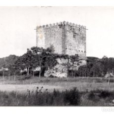 Postales: POSTAL DE SOMORROSTRO (VIZCAYA). CASTILLO MUÑATONES. FOTO MIGUEL (PORTUGALETE Y PLENCIA). Lote 104735359