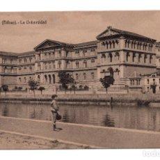 Postales: DEUSTO - BILBAO - LA UNIVERSIDAD. Lote 104737335