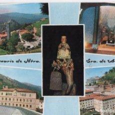 Postales: TARJETA POSTAÑ-VISTA DE ARANTZAZU. Lote 104737863