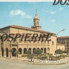 Postales: POSTAL, BASAURI-VIZCAYA, IGLESIA SAN PEDRO, ED. SAN CAYETANO, ESCRITA. Lote 104827175