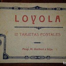 Postales: LOYOLA 12 TARJETAS POSTALES. Lote 105459583