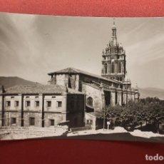 Cartes Postales: POSTAL DE BILBAO, BASÍLICA DE NUESTRA SEÑORA DE BEGOÑA. Lote 105608579