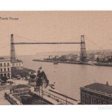Postales: BILBAO (VIZCAYA) A Y P. PUENTE VIZCAYA - L.G. BILBAO - SIN CIRCULAR . Lote 105671303