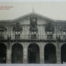 Postales: POSTAL ELGOIBAR - AYUNTAMIENTO, EDICION CASIMIRO OSORO, SIN CIRCULAR.. Lote 105684847