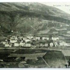 Postales: POSTAL ITUREN, BARRIO DE AURTIZ, EDICION LABAYEN. SIN CIRCULAR.. Lote 105686887