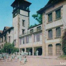 Postales: POSTAL CAJA DE AHORROS MUNICIPAL DE BILBAO - OBRAS SOCIALES - FOURNIER. Lote 105820971