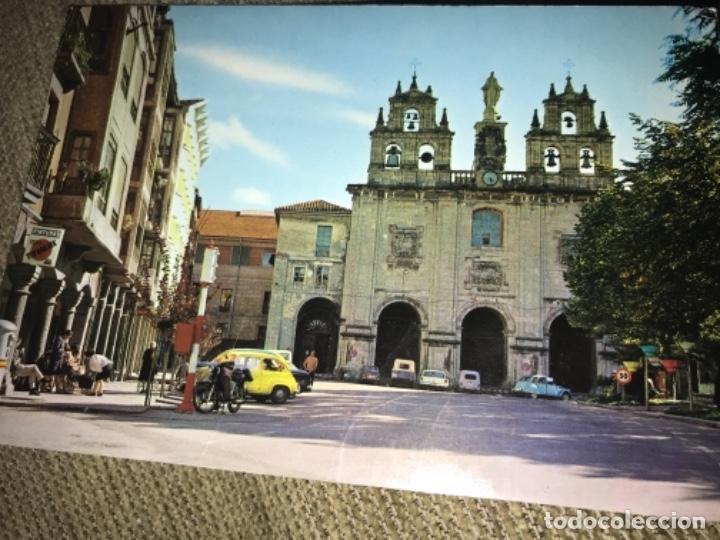ANTIGUA POSTAL ORDUÑA VIZCAYA IGLESIA DE SAN JUAN ED BEASCOA 7358 (Postales - España - País Vasco Moderna (desde 1940))