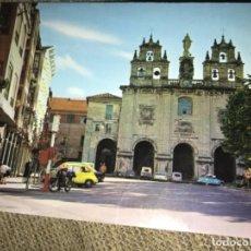 Postales: ANTIGUA POSTAL ORDUÑA VIZCAYA IGLESIA DE SAN JUAN ED BEASCOA 7358. Lote 107096863