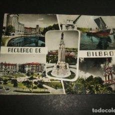 Postales: BILBAO VARIAS VISTAS. Lote 109498551