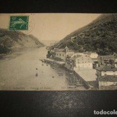 Postales: PASAJES DE SAN JUAN GUIPUZCOA ENTRADA DEL PUERTO. Lote 109578763