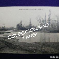 Postales: POSTAL DE ALREDEDORES DE VITORIA (ALAVA). AÑO 1910-1915. RUIZ Y EGUILUZ.. Lote 109818227
