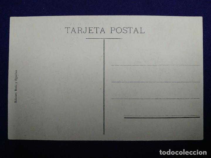 Postales: POSTAL DE ALREDEDORES DE VITORIA (ALAVA). AÑO 1910-1915. RUIZ Y EGUILUZ. - Foto 2 - 109818227