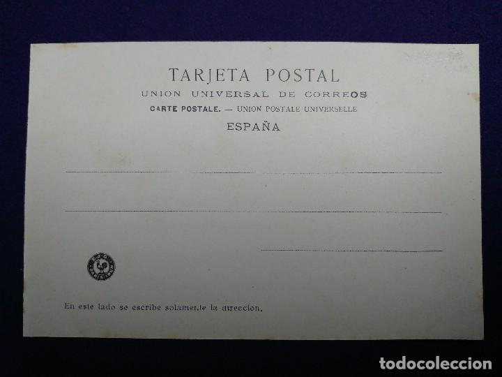 Postales: POSTAL VITORIA (ALAVA). PASEOS DE LA FLORIDA. AÑO 1904 - 1905. EJG- LARRAÑAGA. - Foto 2 - 109819227