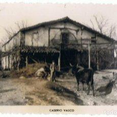 Postales: POSTAL CASERIO VASCO Nº 463 AÑO 1956 . Lote 110022655