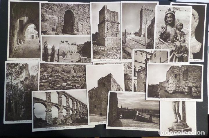 COLECCIÓN DE 16 POSTALES DE TARRAGONA DEL ARXIU TAU, ORIGINALES DE ÉPOCA. VER FOTOS (Postales - España - País Vasco Moderna (desde 1940))