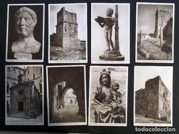 Postales: Colección de 16 postales de Tarragona del Arxiu Tau, originales de época. Ver fotos - Foto 3 - 110060375