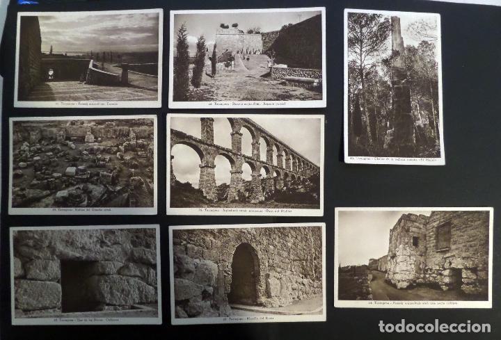 Postales: Colección de 16 postales de Tarragona del Arxiu Tau, originales de época. Ver fotos - Foto 4 - 110060375