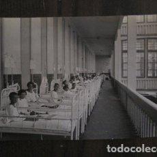 Postales: SANATORIO MARINO DE GORLIZ - VIZCAYA -POSTAL ANTIGUA FOTOGRAFICA -VER FOTOS-(51.548). Lote 110235115