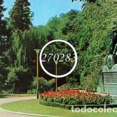 Postales: VITORIA (ALAVA) Nº 6 PARQUE DE LA FORIDA - GARRIDO - ESCRITA AL DORSO - AÑO 1965. Lote 111566231