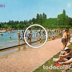 Postales: VITORIA (ALAVA) Nº 504 PISCINA DE GAMARRA - E PARIS - SIN CIRCULAR - AÑO 1968. Lote 111566891