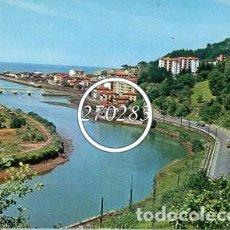 Postales: DEVA (GUIPUZCOA) Nº 51 VISTA PARCIAL - FOTO GAR - ESCRITA AL DORSO - AÑO 1970. Lote 111611103