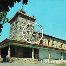 Postales: EIBAR (GUIPUZCOA) Nº 2001 SANTUARIO DE NUESTRA SEÑORA DE ARRATE - E ARRIBAS - SIN CIRCULAR -AÑO 1965. Lote 111612207