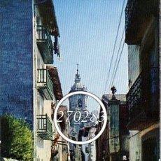 Postales: FUENTERRABIA (GUIPUZCOA) Nº 5120 CALLE DE LAS TIENDAS - E AGATA - SIN CIRCULAR - AÑO 1959. Lote 111612839