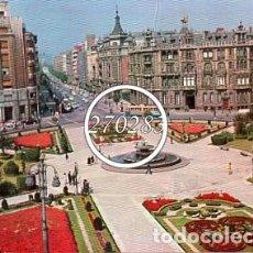 Postales: BILBAO (VIZCAYA) Nº 4 PLAZA DE FEDERICO MOYUA - E DARVI - ESCRITA AL DORSO - AÑO 1963. Lote 111674371