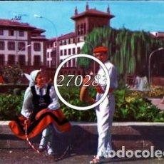Postales: GUERNICA (VIZCAYA) Nº 2004 PLAZA - E SENDO - SIN CIRCULAR - AÑO 1964. Lote 111692651